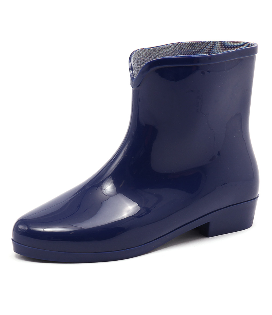Gumboots Dolly PVC Blue-Blue Boots