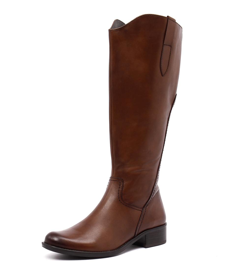 Gino Ventori Elate Cognac Boots