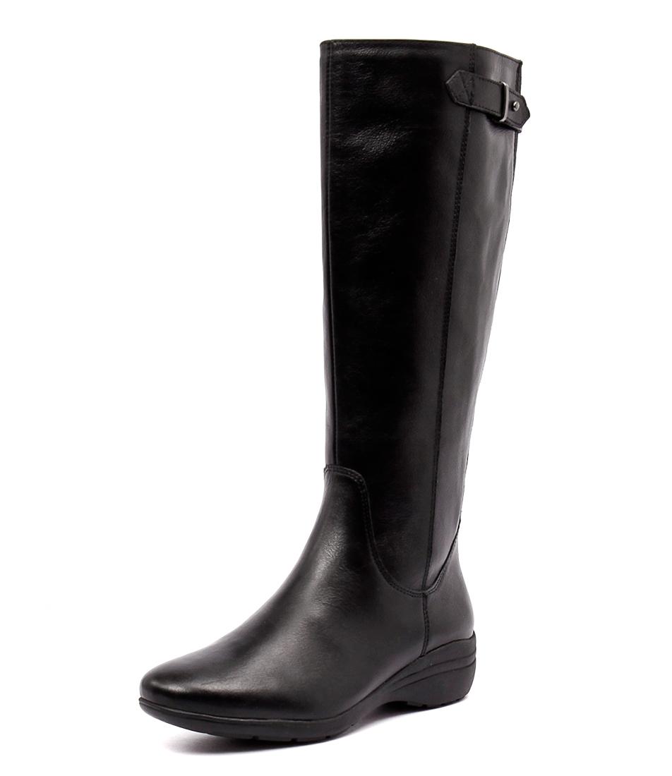 Gino Ventori Era Black Boots