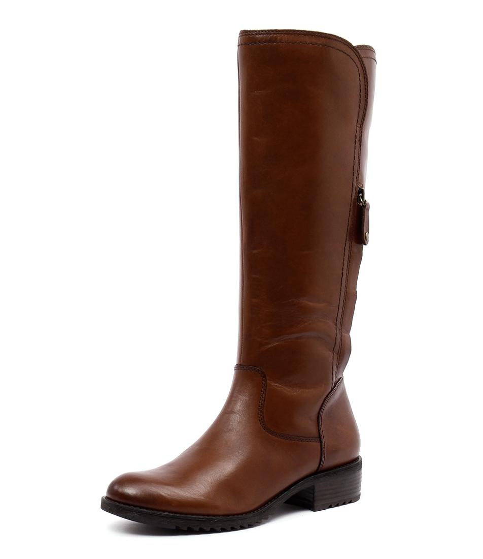 Gino Ventori Evandra Cognac Boots