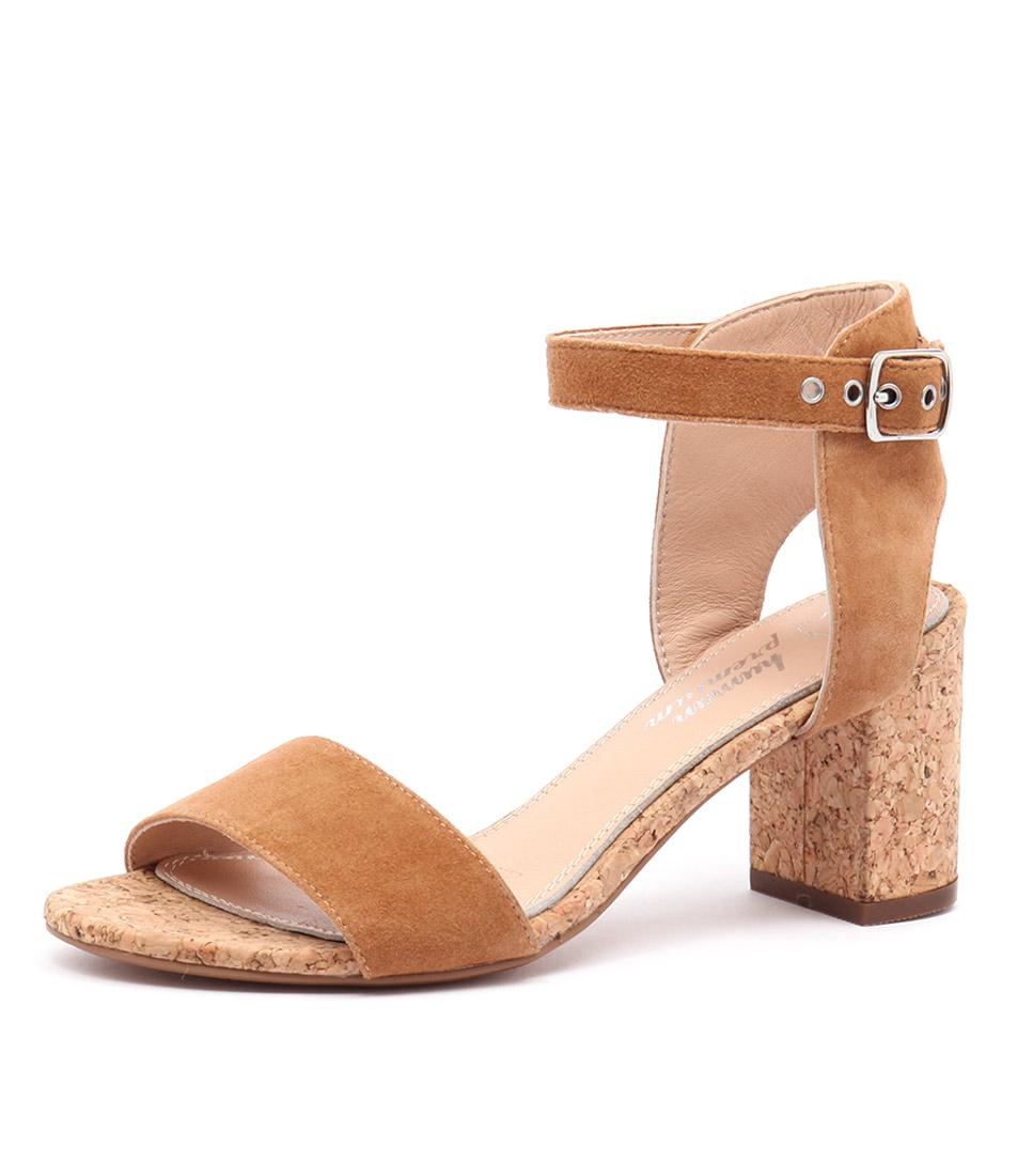 Human Premium Keira Tan Sandals