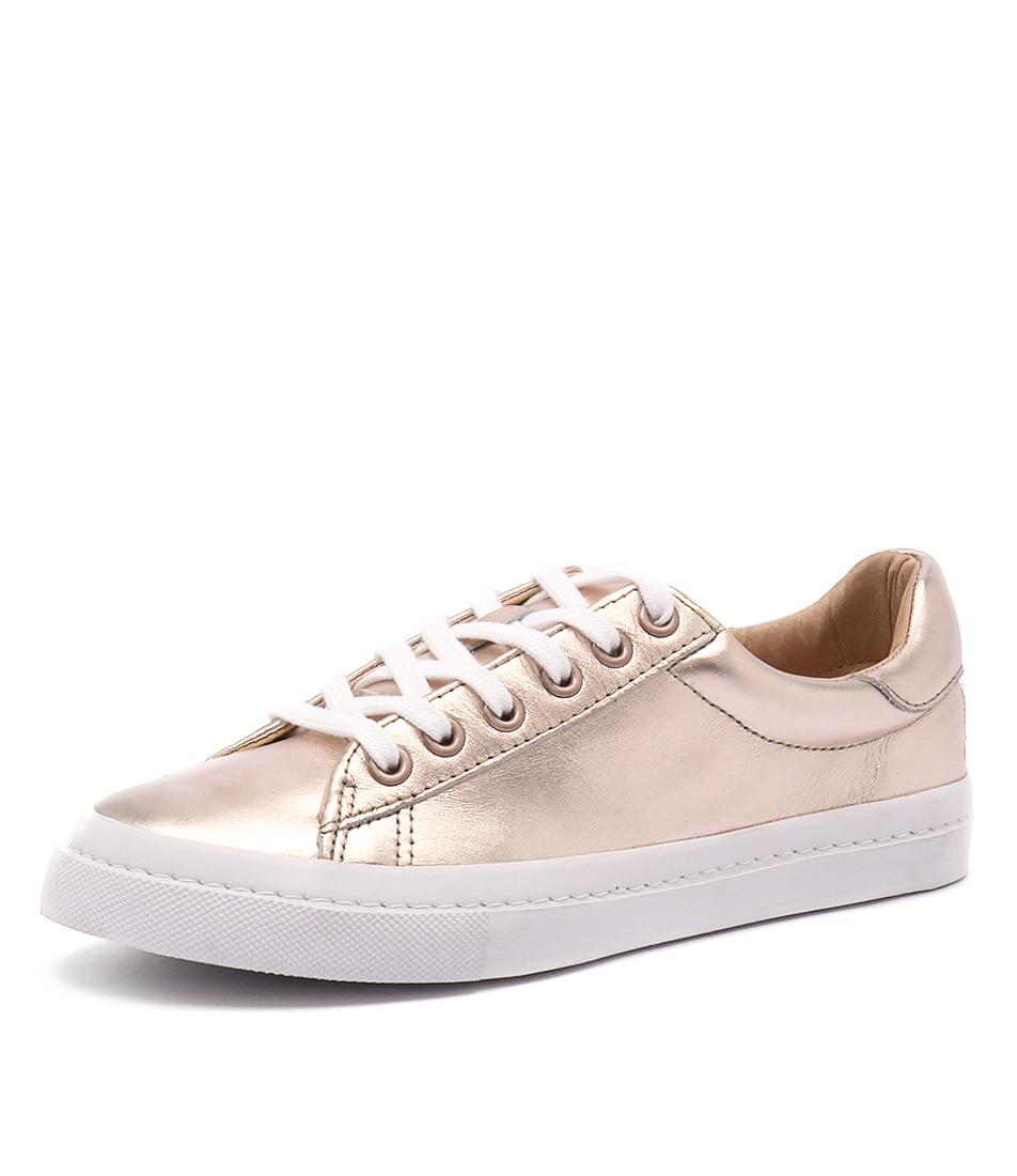 Human Premium Mishka Rose Gold Sneakers