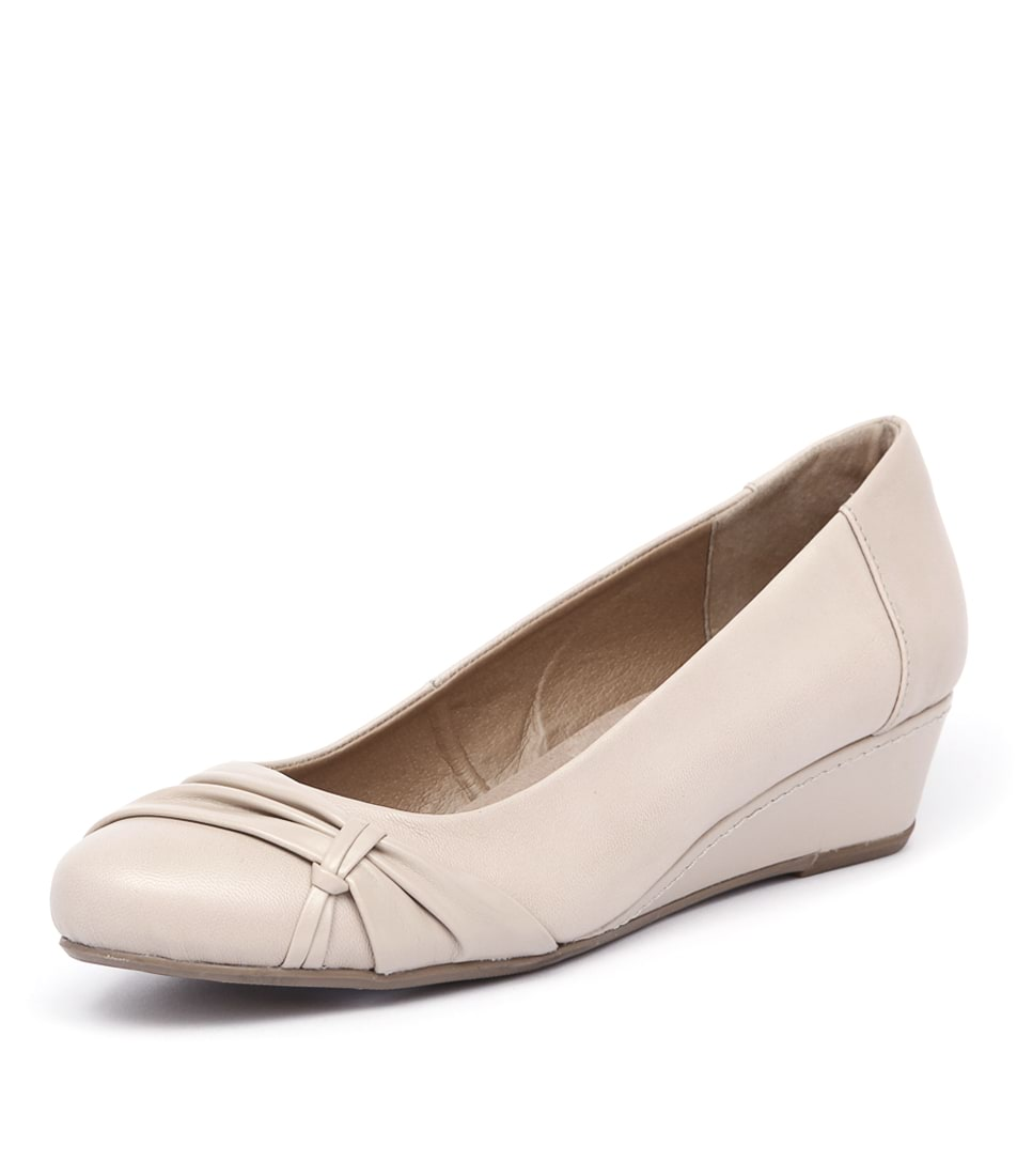 Hush Puppies Marley Nude Shoes