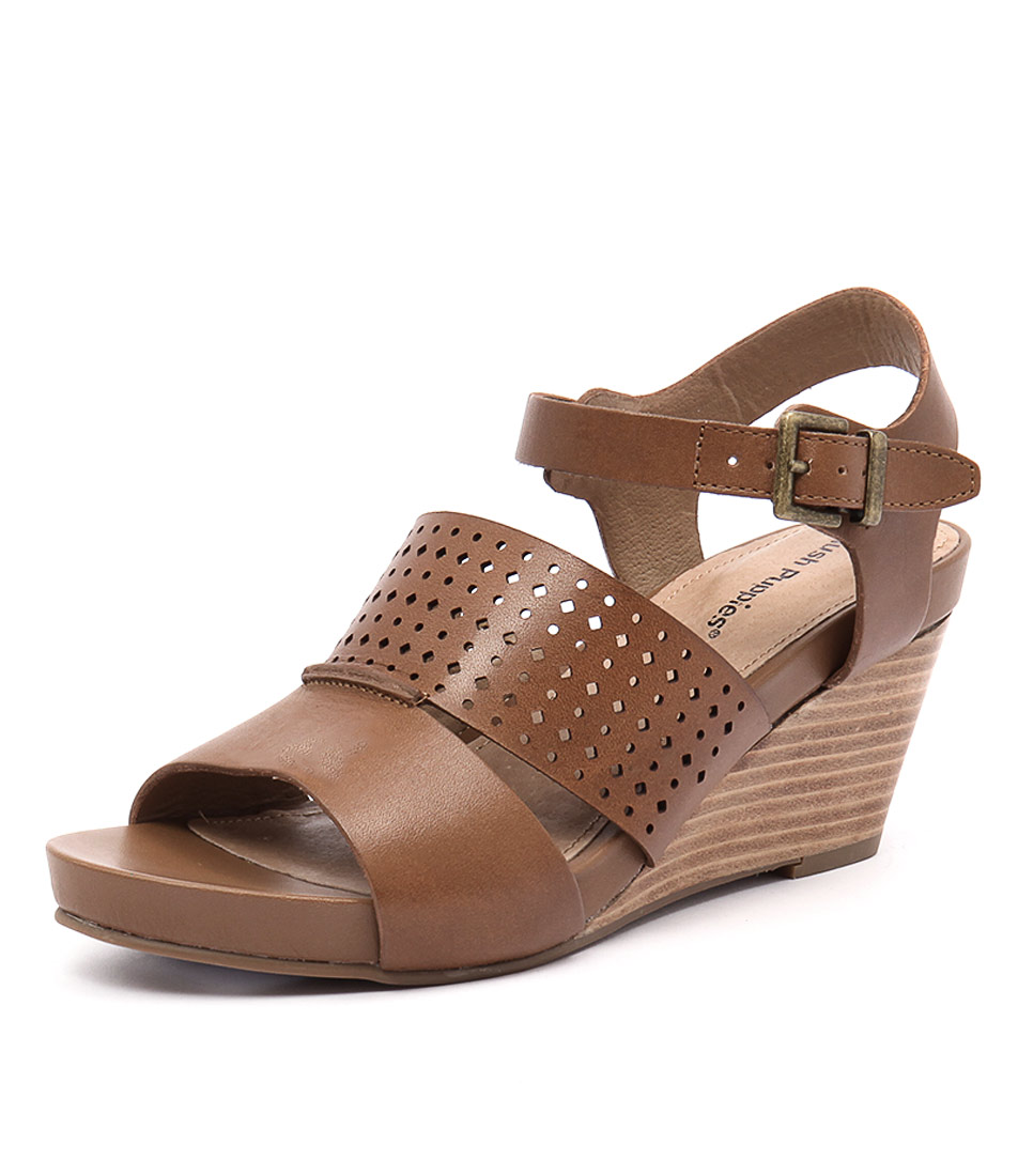 Hush Puppies Xenia Summer Tan Sandals