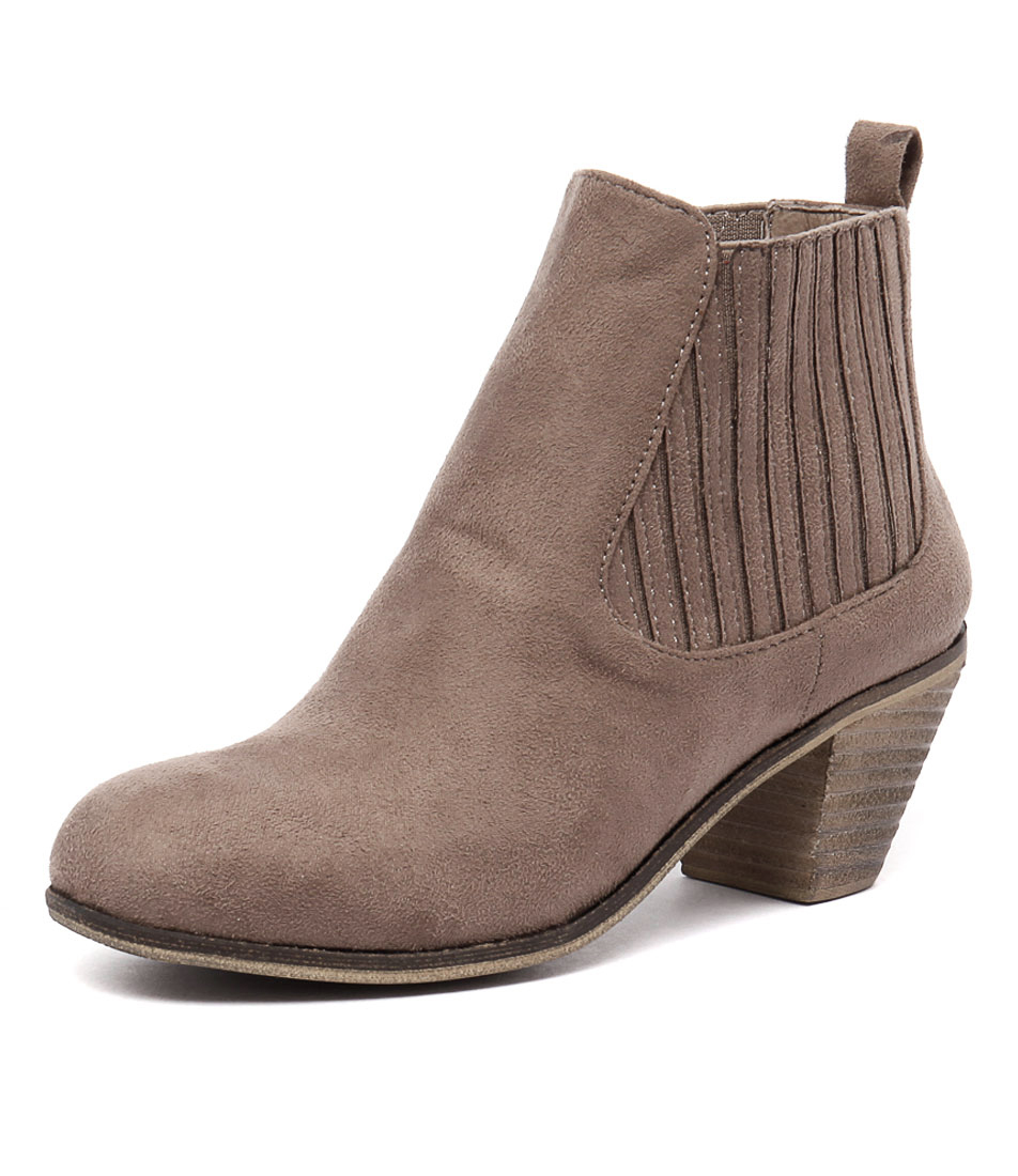 I Love Billy Riptide Neutrals Boots