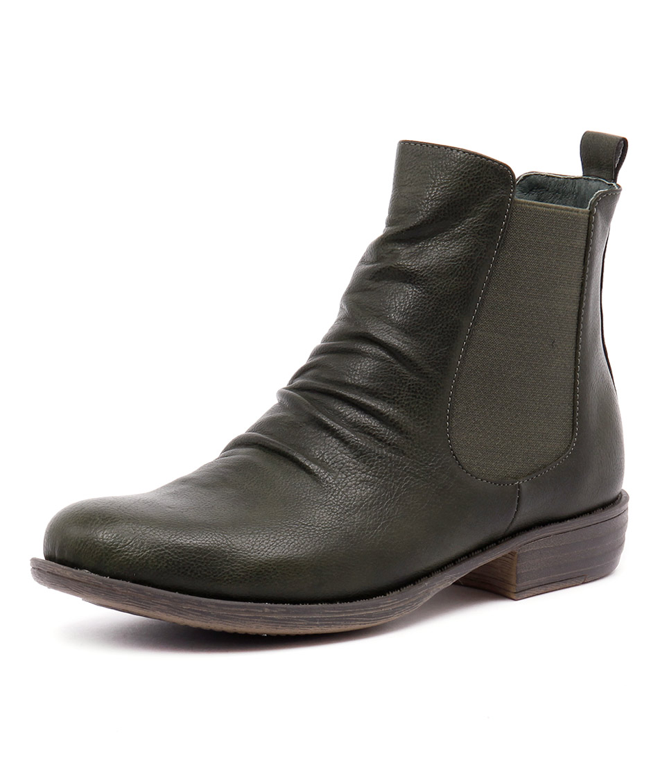 I Love Billy Welly Forrest Smooth Boots