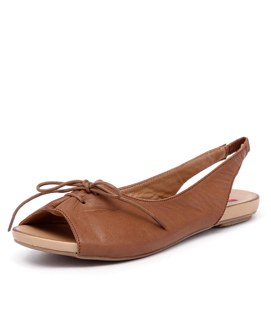 I Love Billy Melodi Mushroom Leather Sandals online