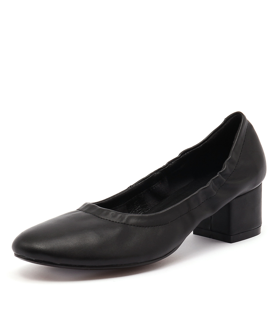 I Love Billy Champ Black Shoes