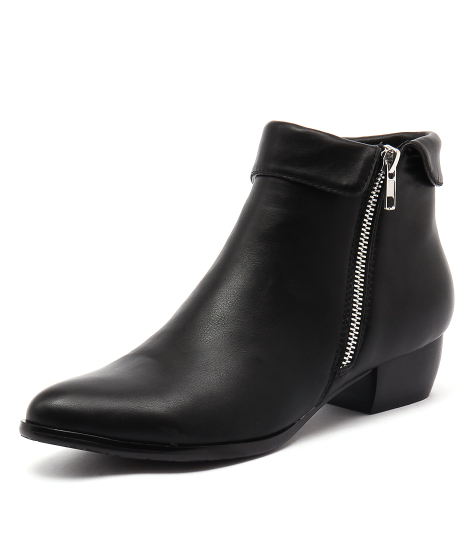 I Love Billy Tashele Black Boots online