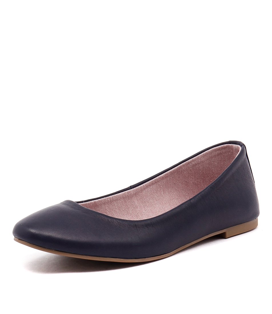 Inuovo Panorama Navy Dress Pumps