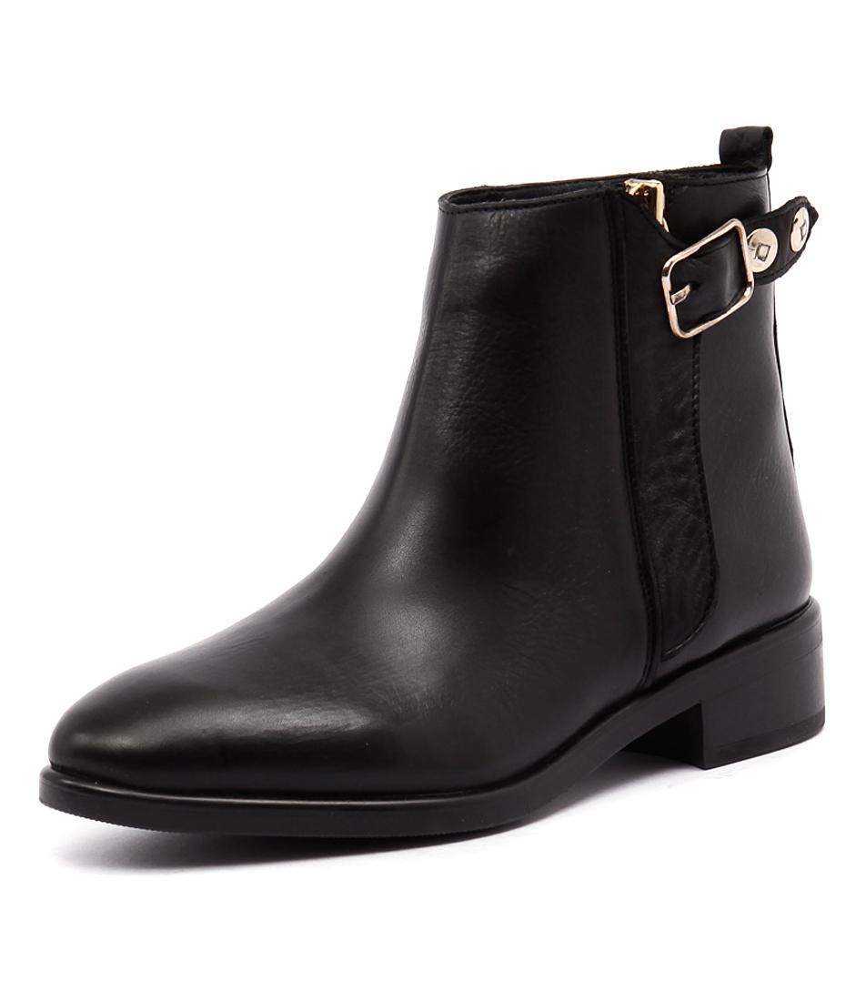 Inuovo Sista Black Boots