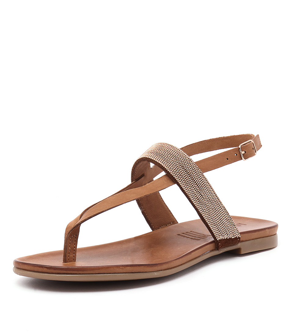 Inuovo Monjes Coconut Sandals