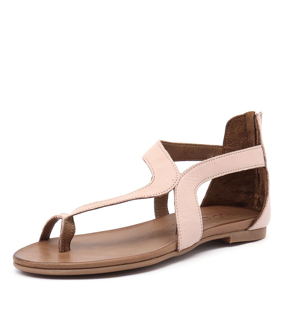 Inuovo Samos Blush Sandals