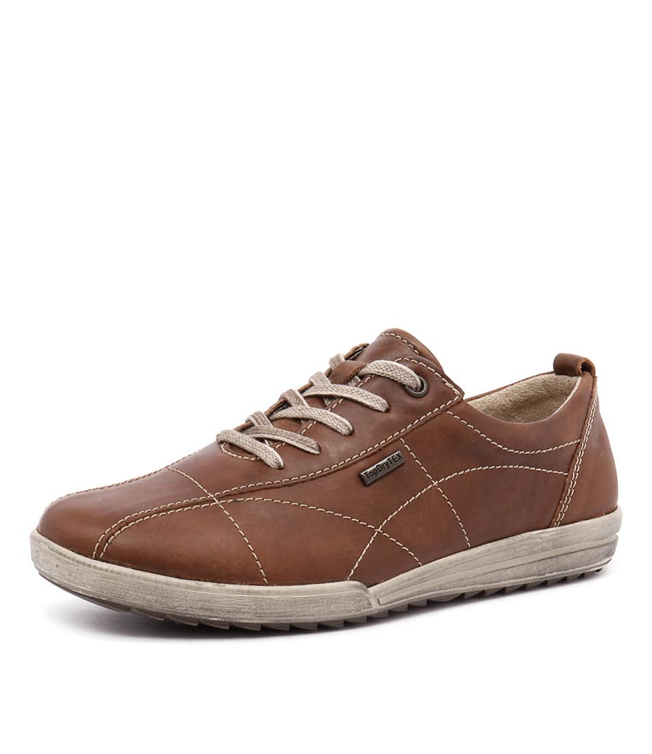Josef Seibel Dany 43 Castagne Sneakers