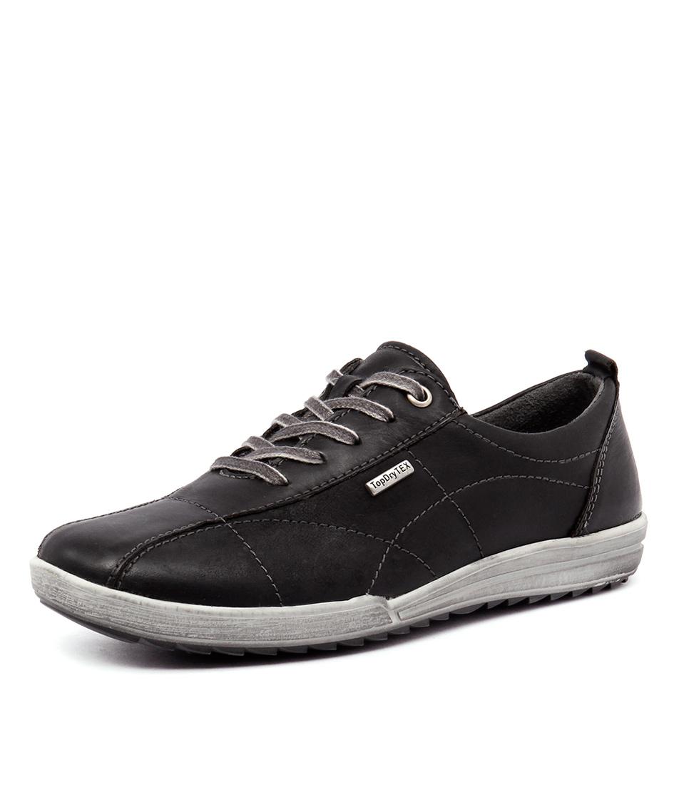 Josef Seibel Dany 43 Schwarz Sneakers
