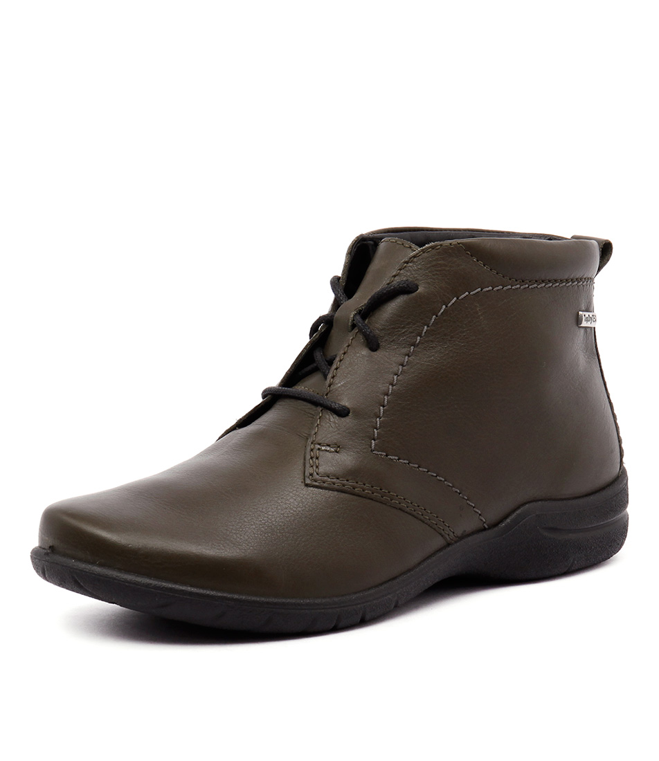 Josef Seibel Fabienne 04 Green Boots