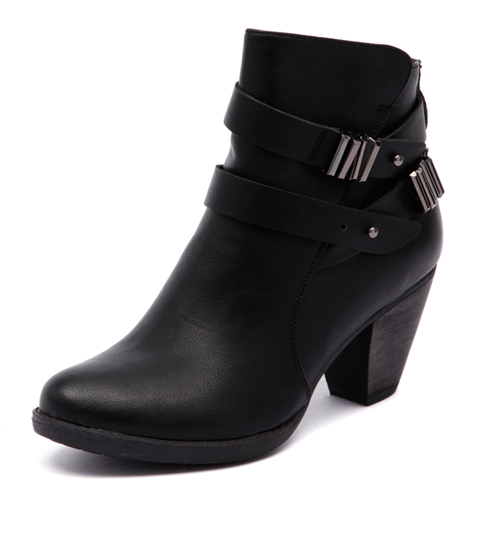 Ko Fashion Kesha Black Boots