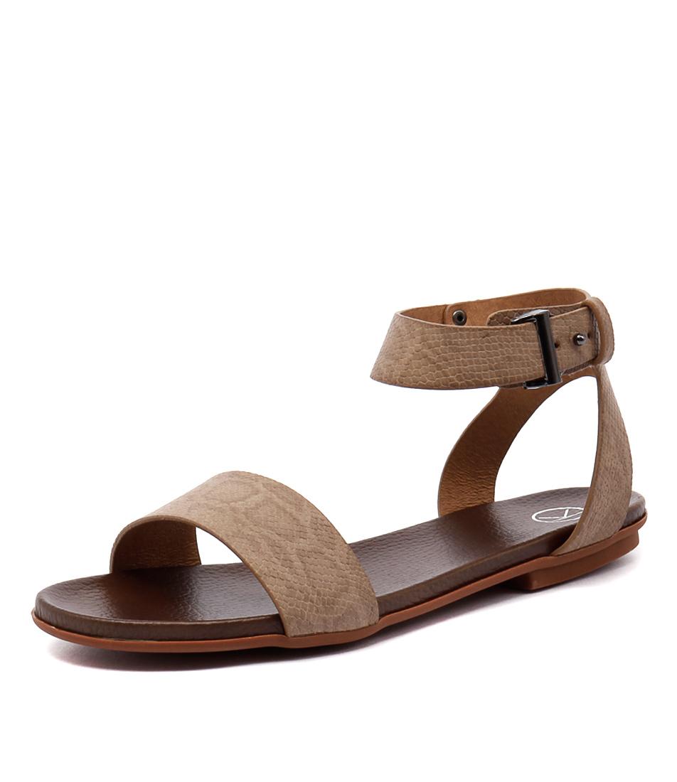 Ko Fashion Ralphy Taupe Sandals