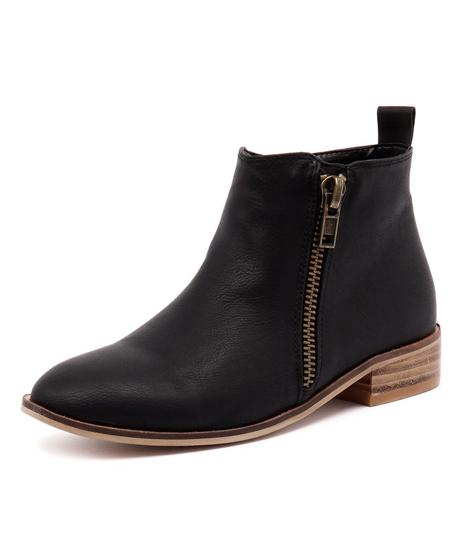 Ko Fashion Banik Black Boots online