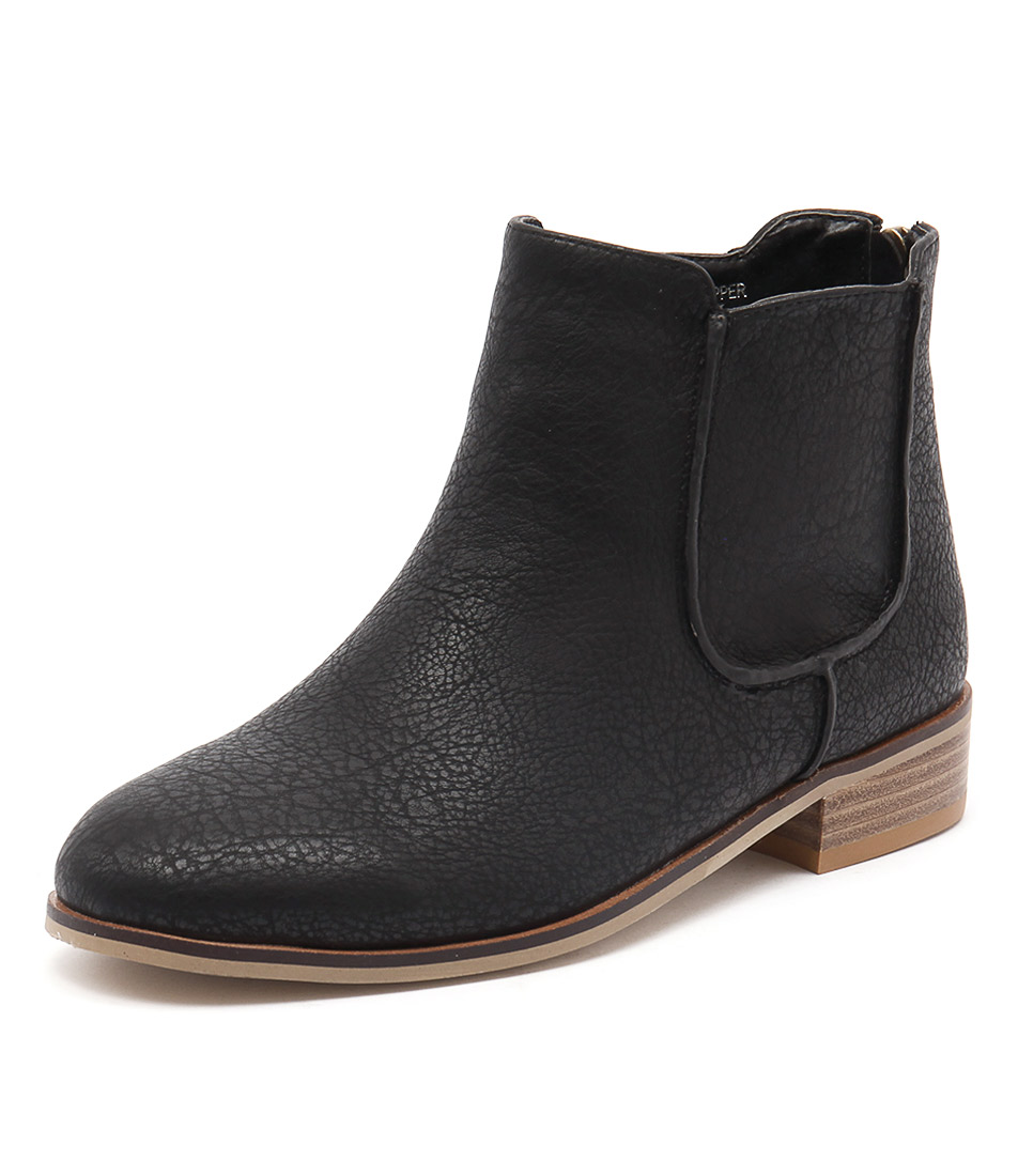 Ko Fashion Beduf Black Boots online