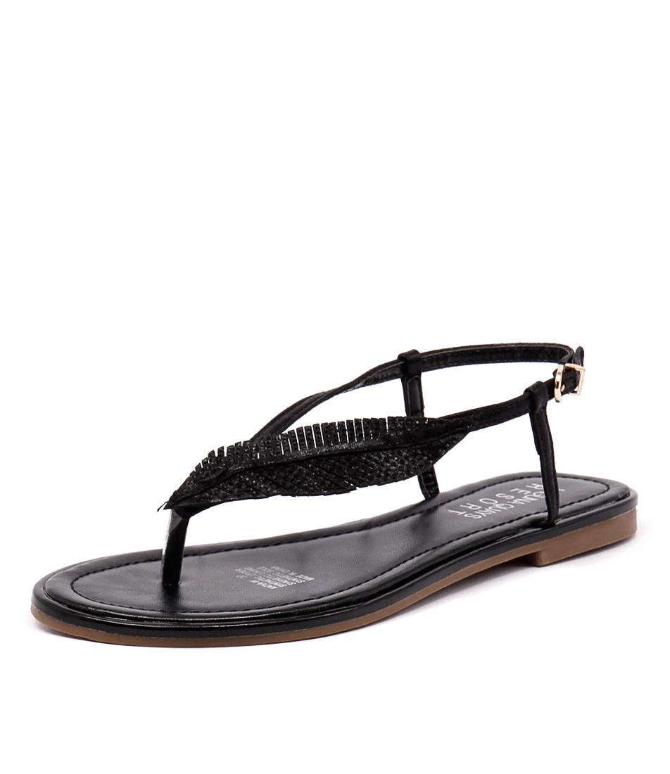Laguna Quays Katya Black Sandals