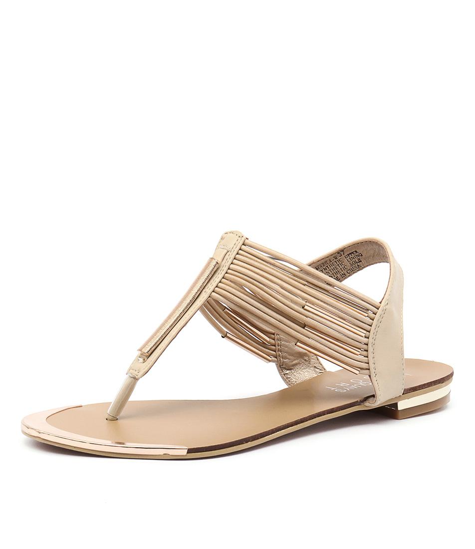 Laguna Quays Marila Beige-Gold Sandals