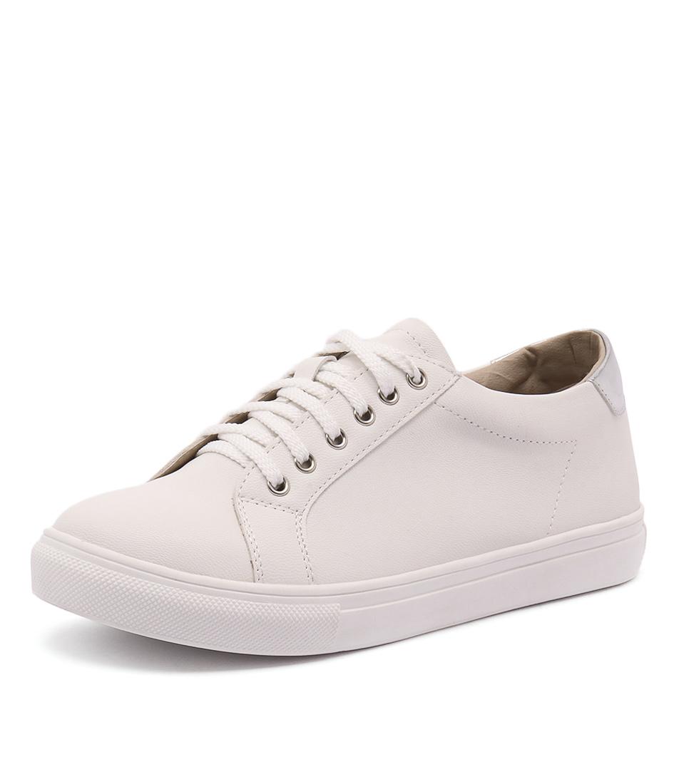 Lavish Rhonda White Sneakers online