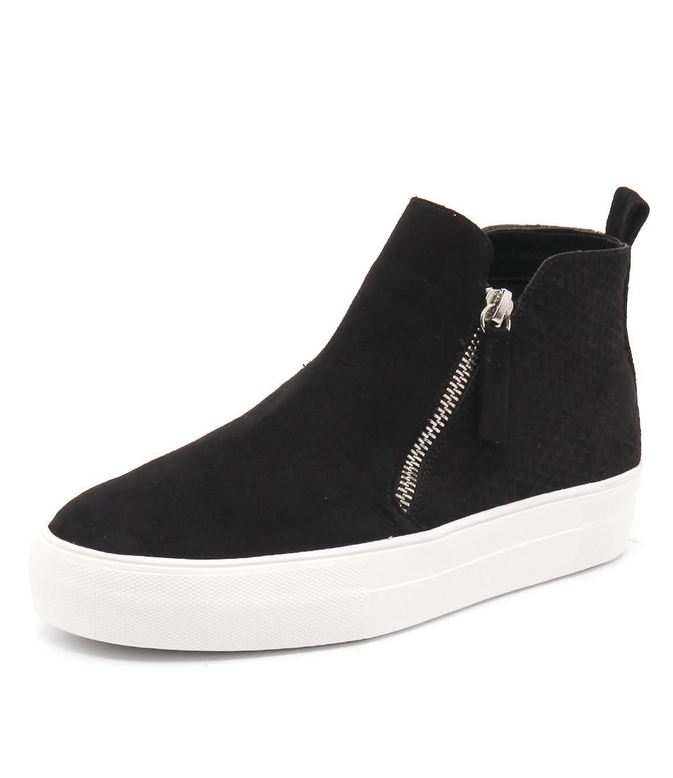 Lavish Daffodil Black Sneakers online