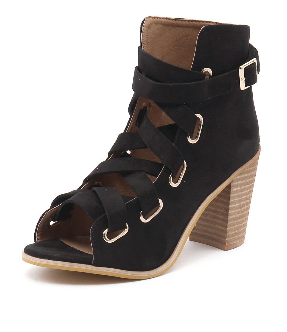 Lavish Maxima Black Boots online