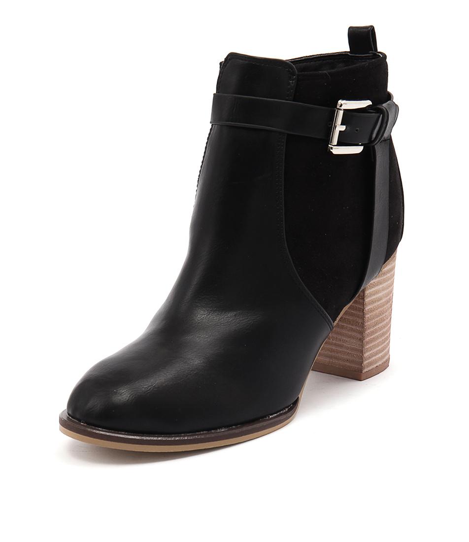 Lavish Blancha Black Boots online