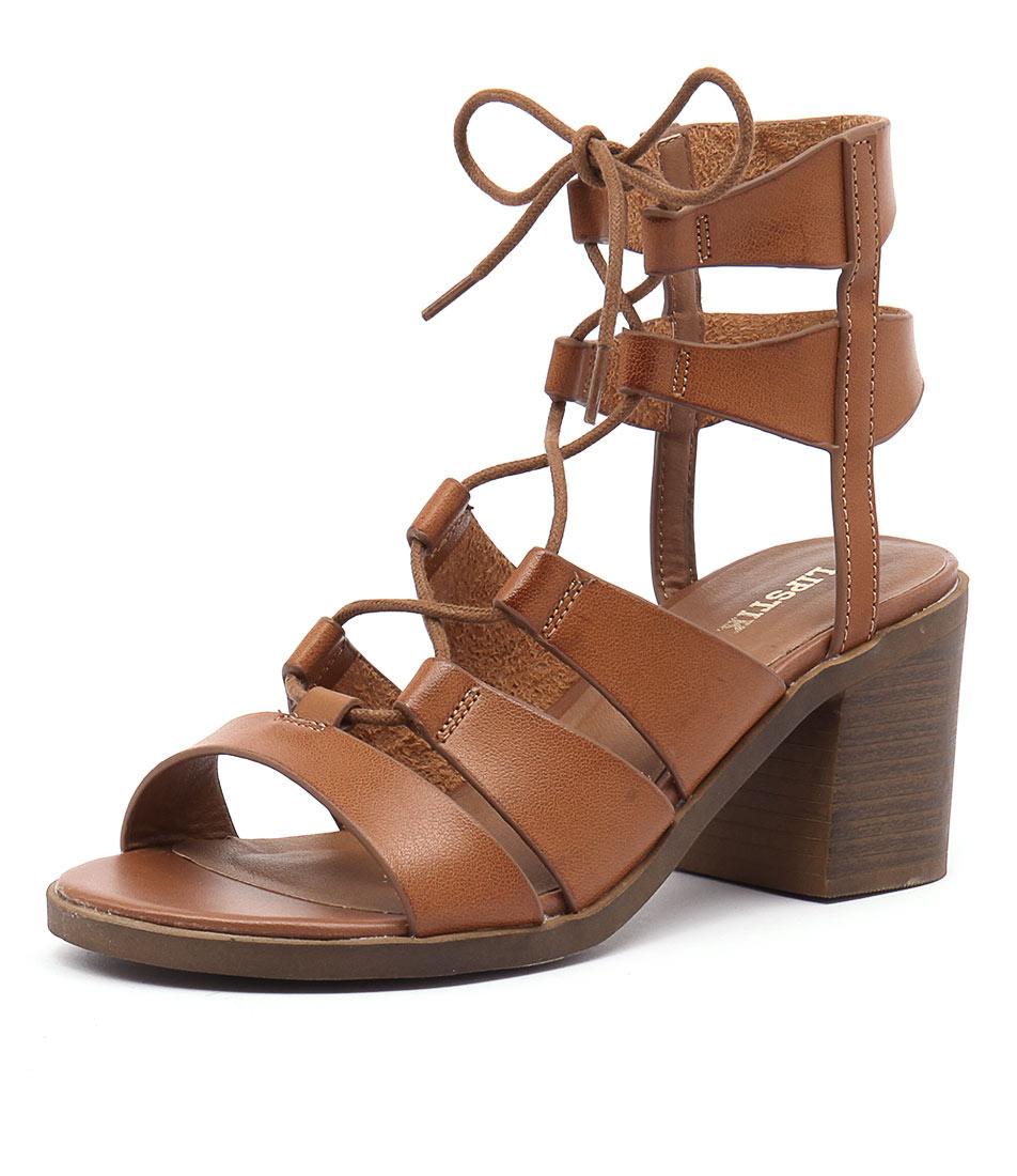 Lipstik Billion Tan Sandals