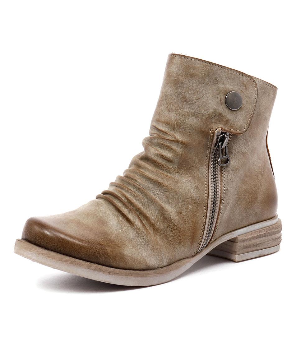 Los Cabos Corso Beige Boots