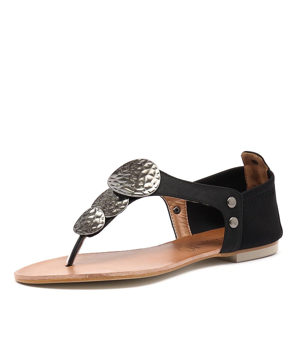 Los Cabos Val Black Sandals online