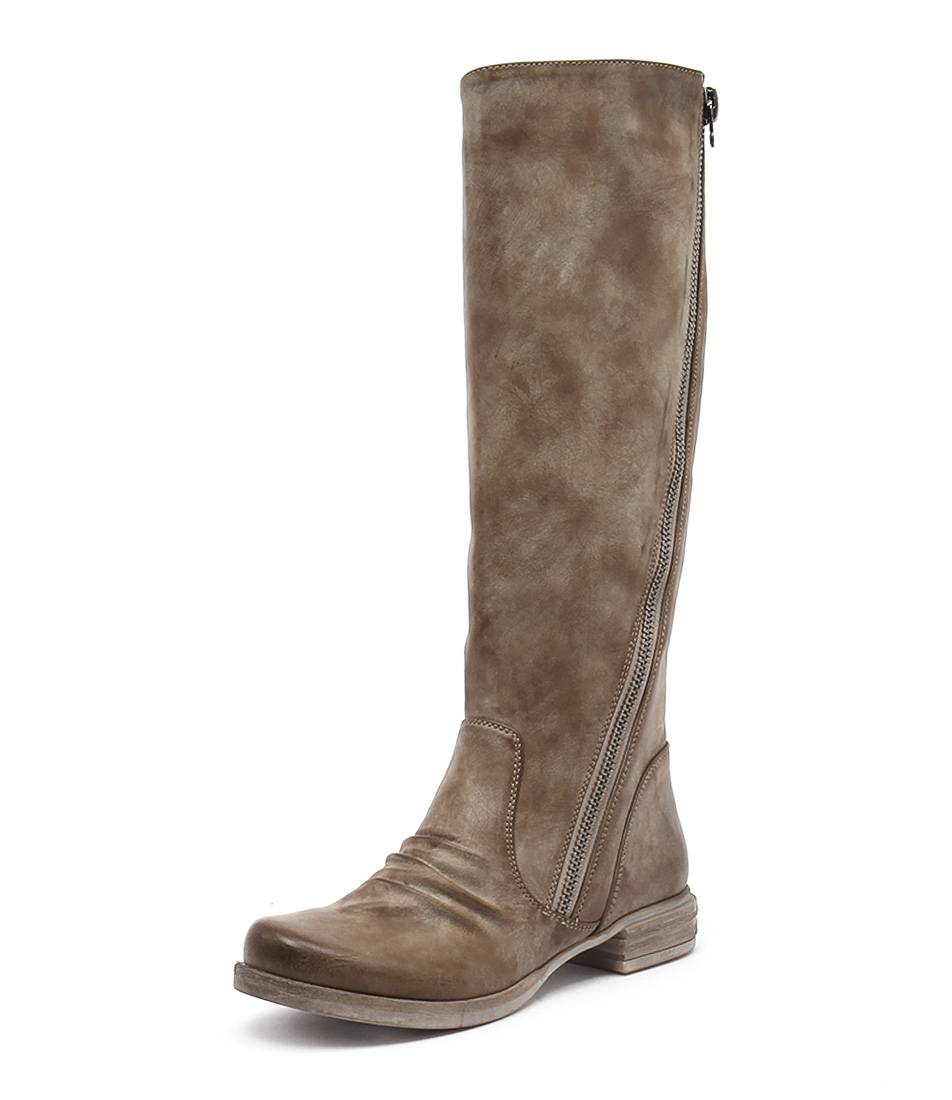 Los Cabos Corsina Taupe Boots