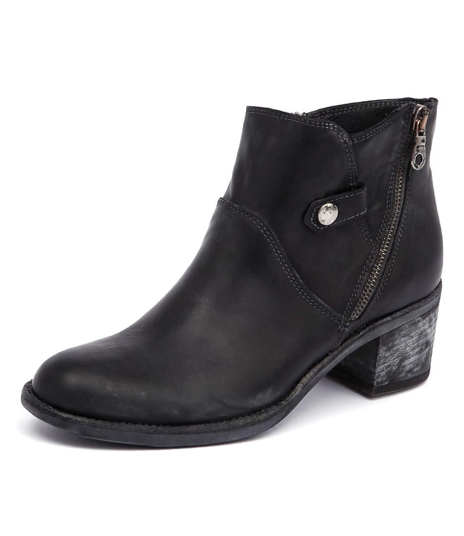 Maria Rossi Georgie Black Boots