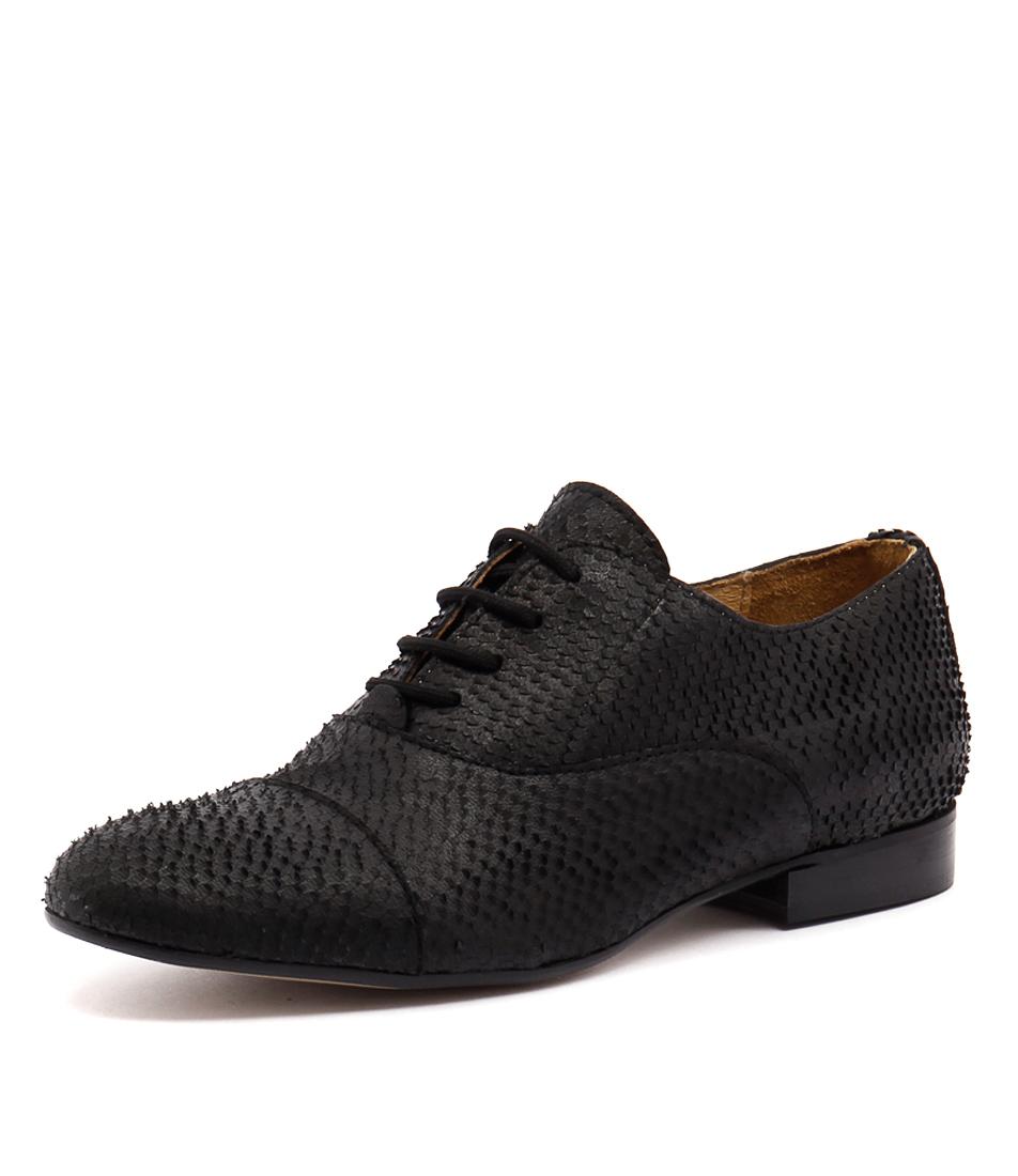 Maria Rossi Vanilla Nero Shoes