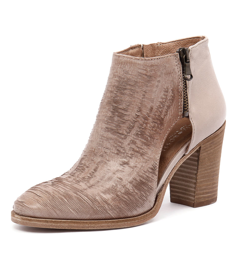 Maria Rossi Gia Omero Corda Boots
