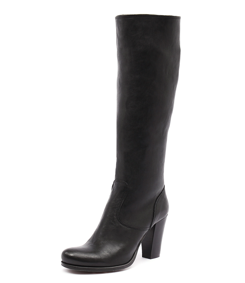 Maria Rossi Scali Black Boots