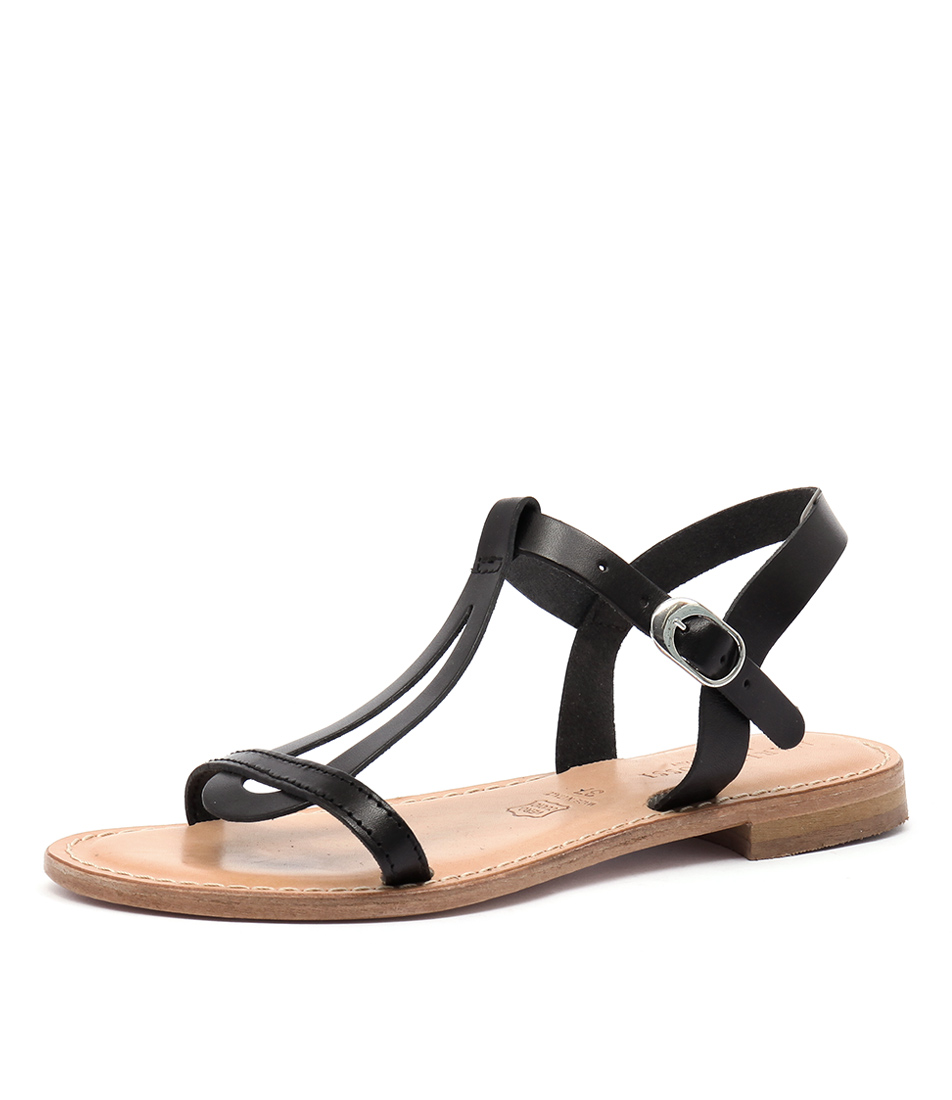 Maria Rossi Erin Vacch Black Sandals