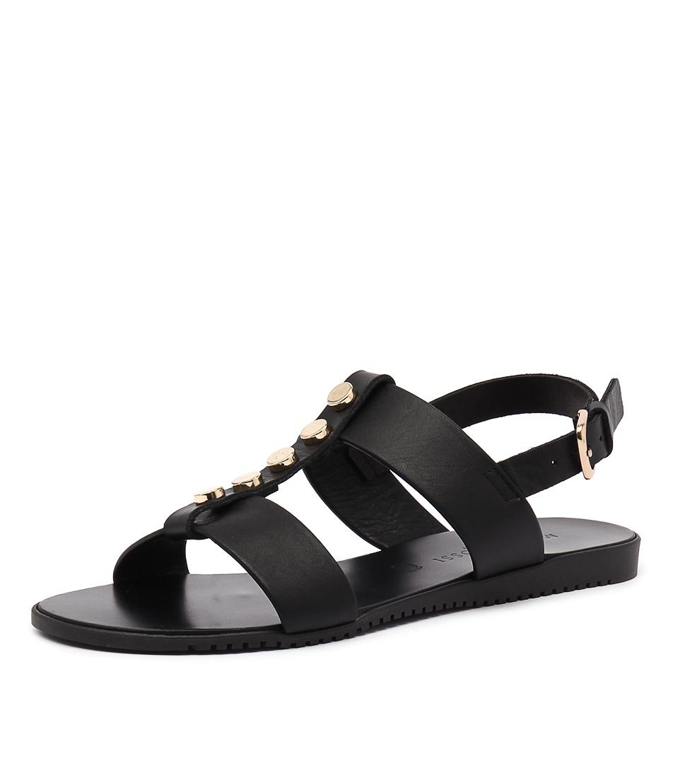 Maria Rossi Victoria Nero Sandals