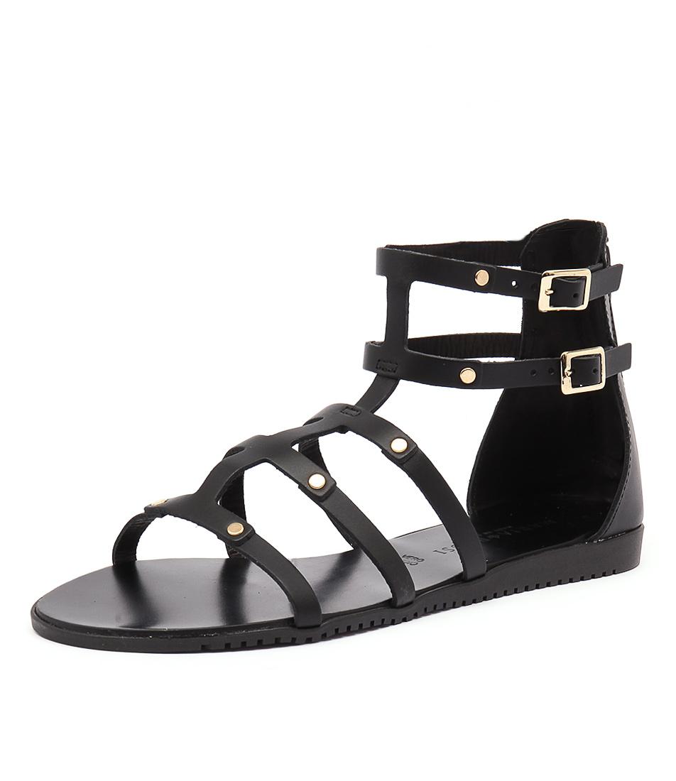 Maria Rossi Valley Nero Sandals