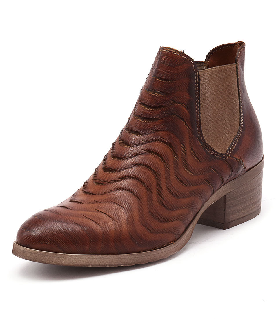 Maria Rossi Verone Tan Boots online
