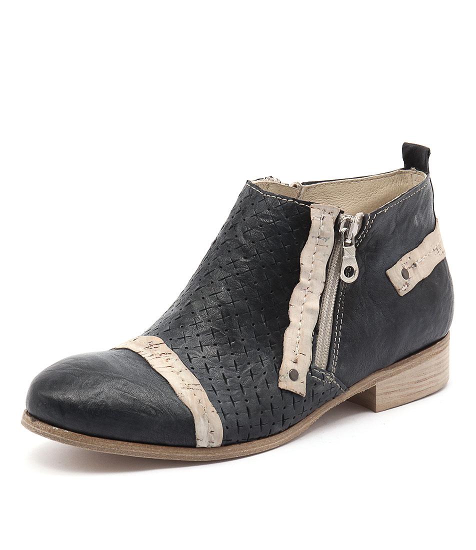 Maria Rossi Carmens Blue Boots