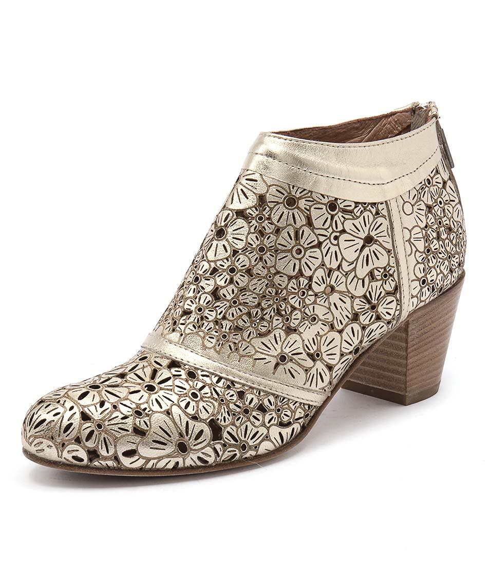 Maria Rossi Sabrina Soft Gold Boots