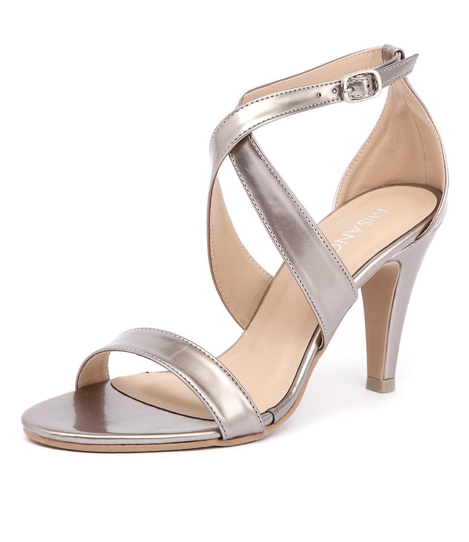 Misano Savvy Nickel Sandals