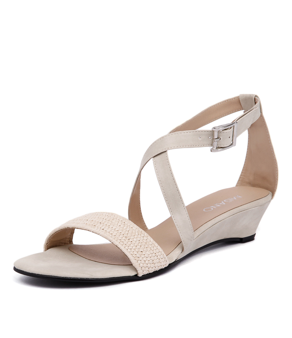 Misano Paros Cream Sandals