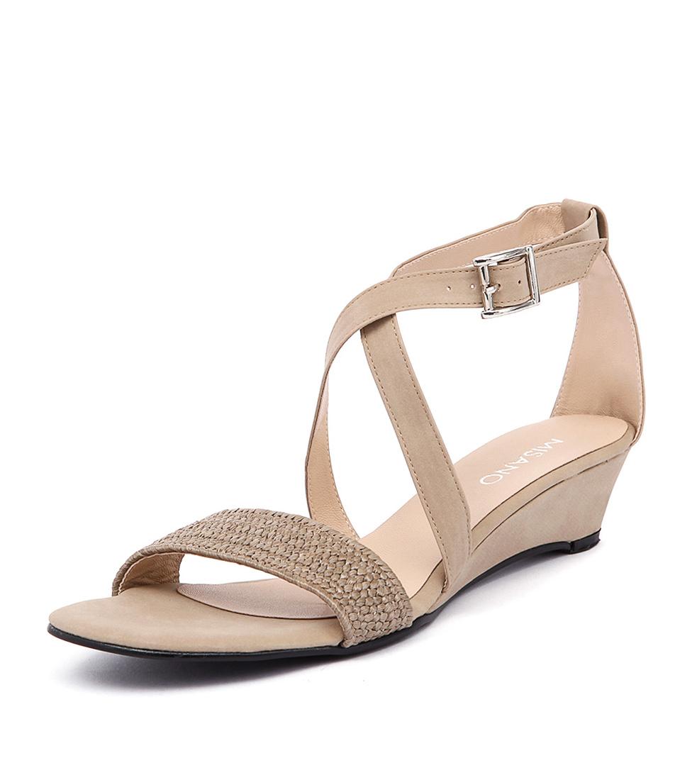 Misano Paros Taupe Sandals