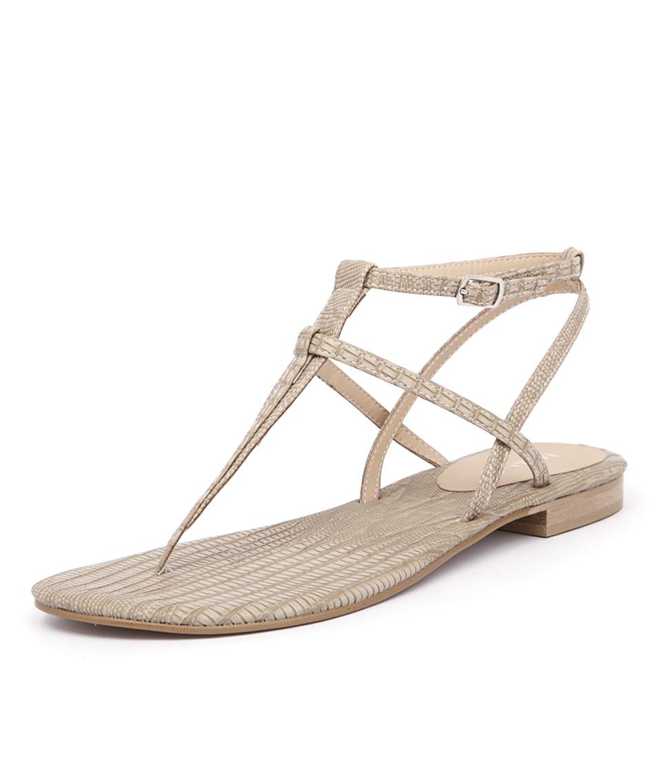 Misano Shizu Camel Sandals