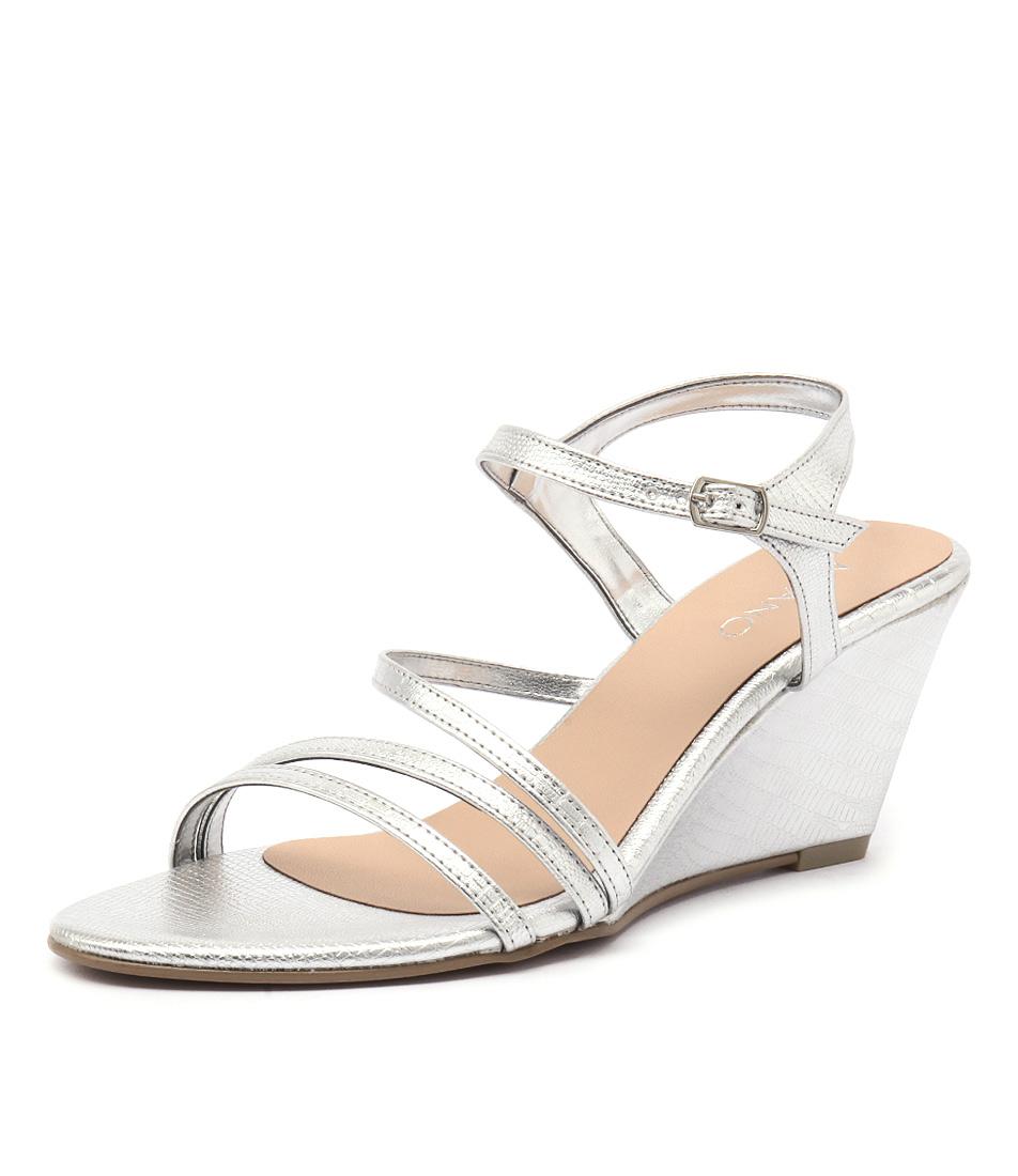 Misano Zephyr Silver Sandals online