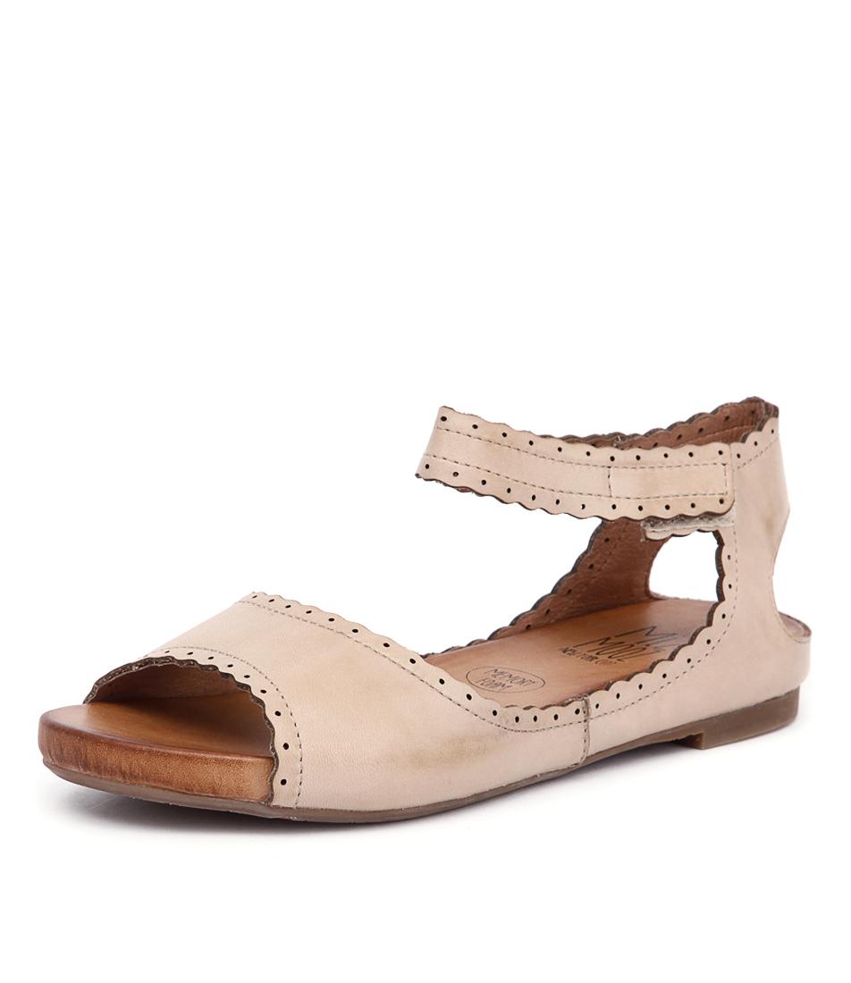 Miz Mooz Adalyn Taupe Sandals